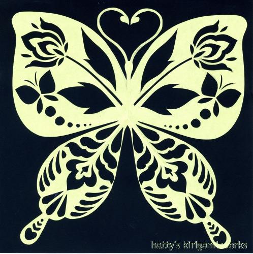 img162蝶と花s