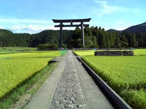 熊野大社元宮