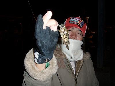 なかやん2009年初釣りクロソイ」
