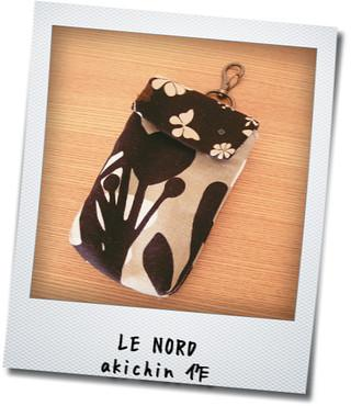 LE NORD スマホ