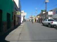 メキシコの道路