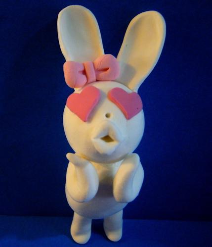 チュー子ウサギ