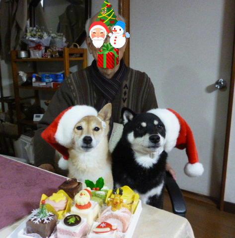 おじいちゃんとクリスマス