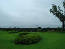 仙巌園庭園