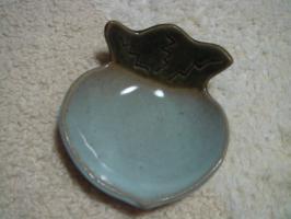 桜島大根の小皿