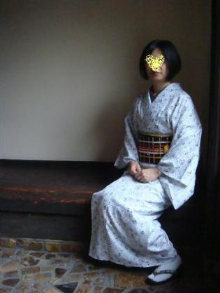日本人形か!?