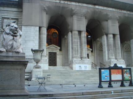 公立図書館!