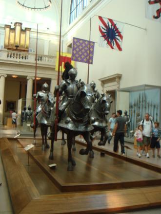 中世の騎士