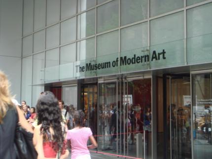 MOMAだ!