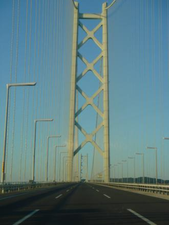 明石海峡大橋っす!