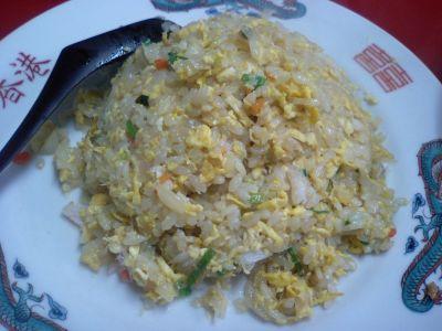 カニ玉炒飯