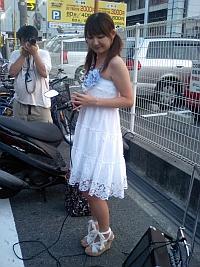 目が大きくてカワユイ (#^.^#)