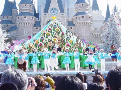 マジカルクリスマスツリー