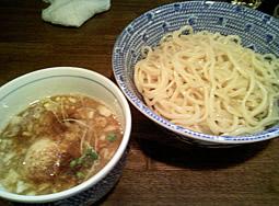 燦々斗のつけ麺