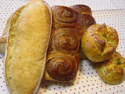 20081119今日焼いたパン集合