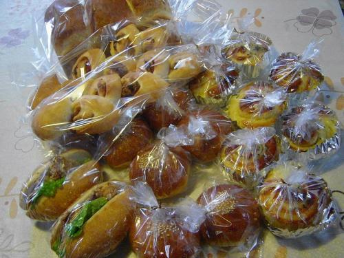 20081208今日焼いたパン