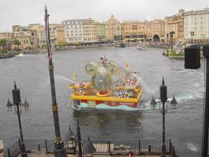 20090731シーの水上パレード