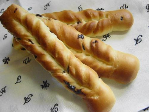 20090807チョコチップスナックパン