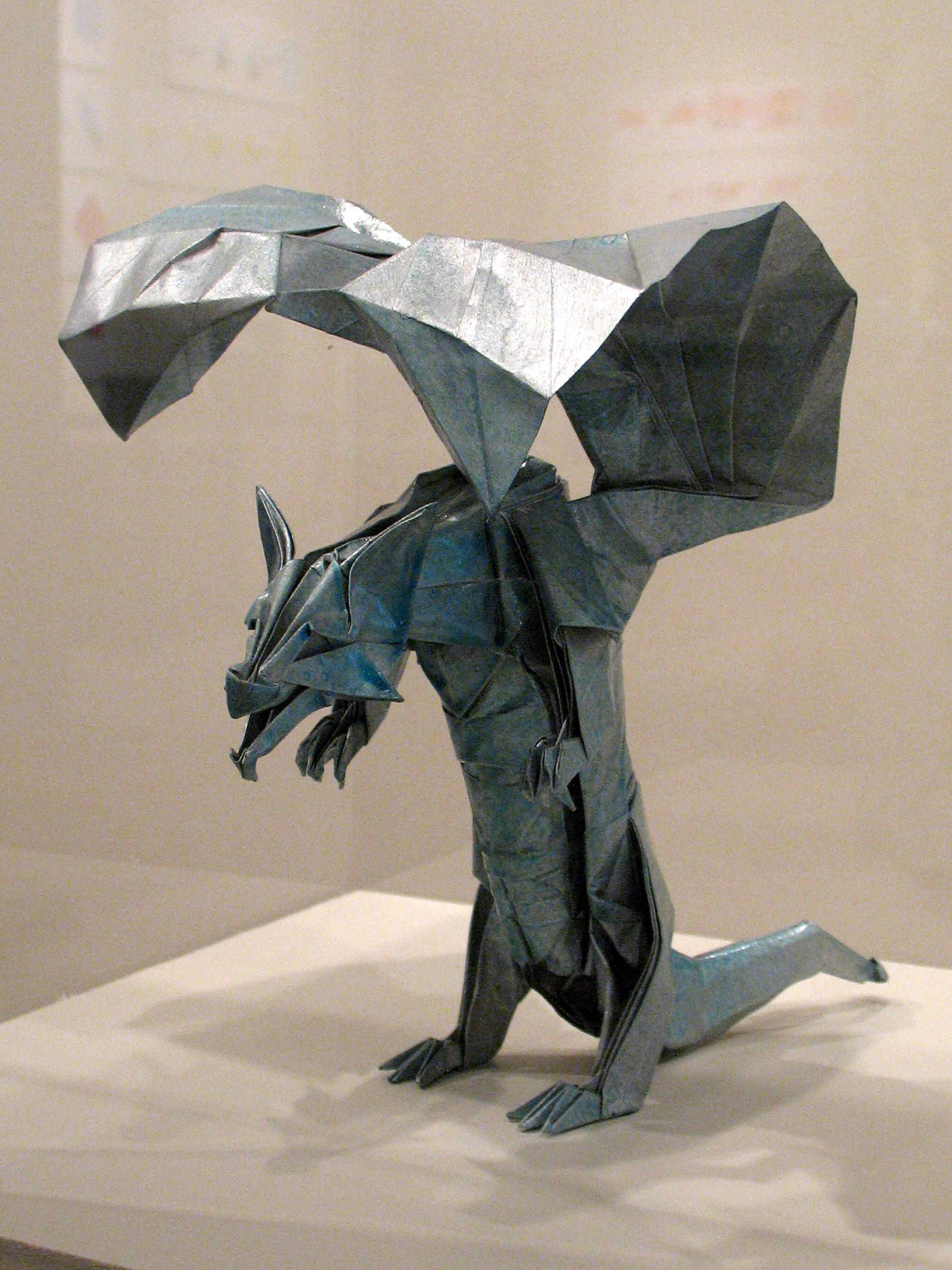 すべての折り紙 折り紙ドラゴンの作り方 : 葉っぱの上のかえるさんもよく ...