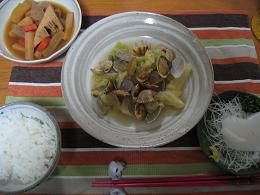 2007.1.30ご飯