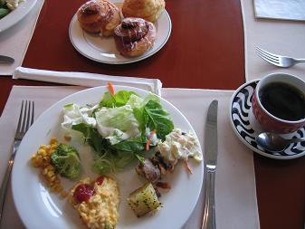 こまなみ朝食