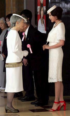 皇后陛下 藤原紀香 平成21年