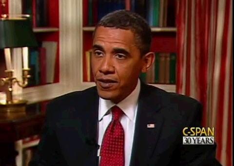 オバマ大統領 インタビュー