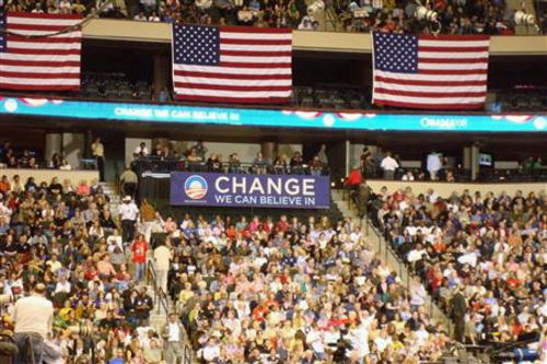 アメリカ民主党 党大会