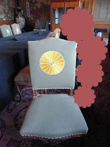 小和田恒 椅子