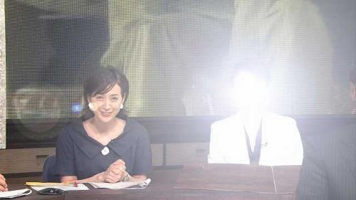 安藤優子 フラッシュ