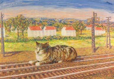老猫ラミナグロビス