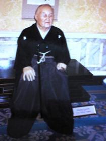 マダムタッソー内、唯一の日本人人形