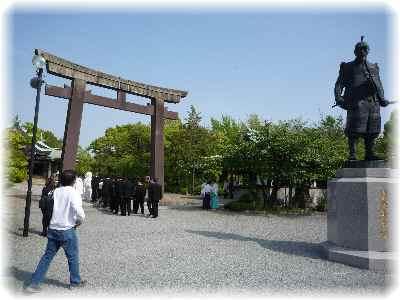 大阪城0503-1