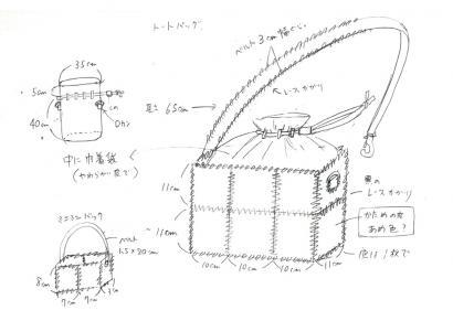 バッグのデザイン2008-02