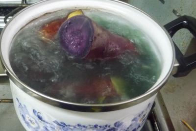 紫イモのクッキー02