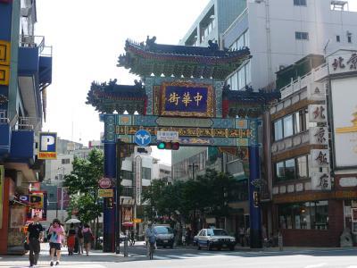 汐留~横浜へ2009-07