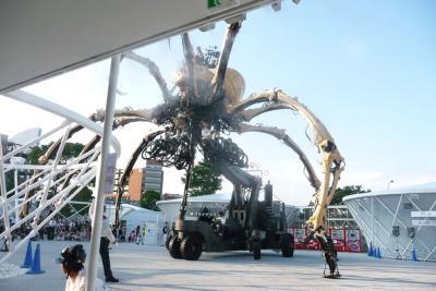 横浜博-05-08ラ・マシン~大きい~!