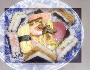 ひな祭りのお寿司2009