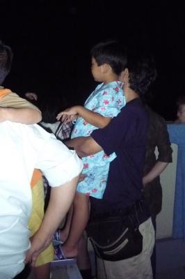 湊祭り2009を見るいちご