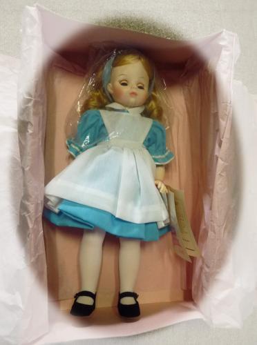 マダムアレキサンダーのアリス人形02