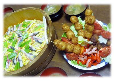 お寿司でおもてなし2009