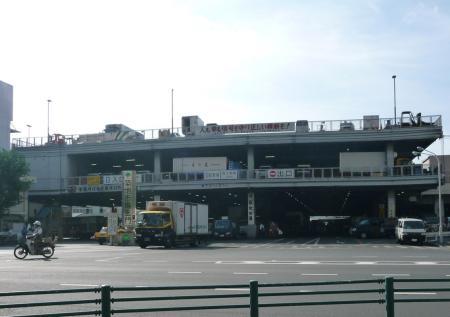 横浜オフ会~築地で朝食を!01