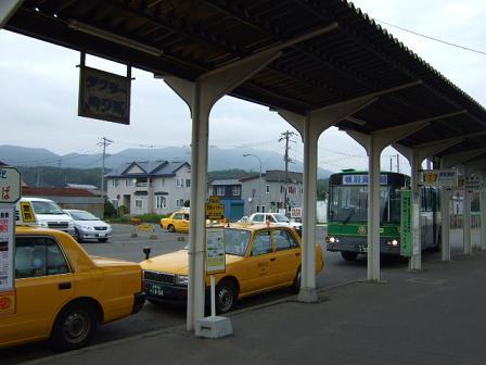 登別タクシー1