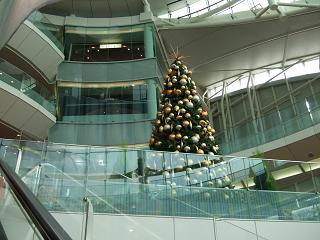 クリスマス羽田空港