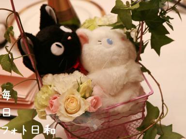 00678 クマいっぱい幸せいっぱいの結婚式