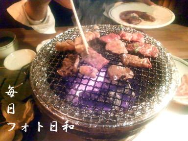 D1006135 焼肉を食べに行きました!