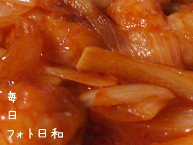 P7050981 エビチリ、おいしいです。