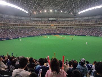 日本シリーズ第3戦02