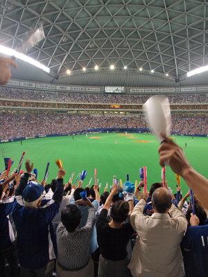 日本シリーズ第3戦05
