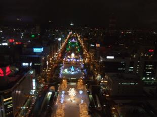 札幌大道イルミネーシヨン 046